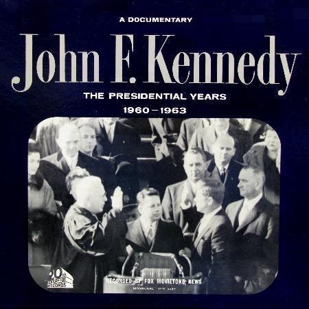 JFK Album 1963   MEMORIALS TO PRES. KENNEDY CARRIES WEIGHT IN LP MARKET . . . DECEMBER ...