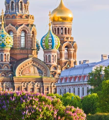 VODKA SHOT- RUSSIA GROUP TOUR- 6 DAYS From R15 790 pps ...