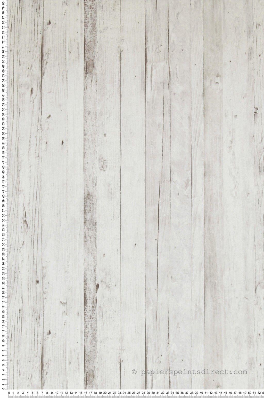 Planches de bois flotté blanc - Collection Rivièra Maison de ...