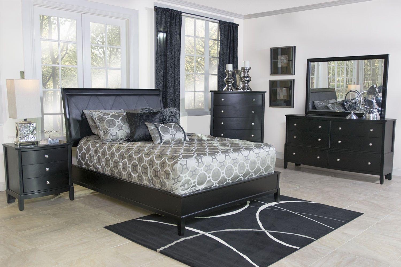 Diamond Bedroom - Bedroom Sets - Shop Rooms | Mor Furniture for ...