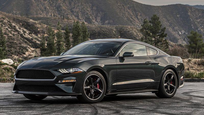 2019 Ford Mustang Bullitt Preview Note Ford Mustang Bullitt