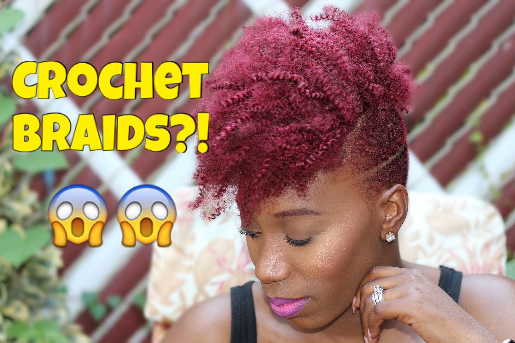 How to crochet braids u shaved sides u undercut makeuphair