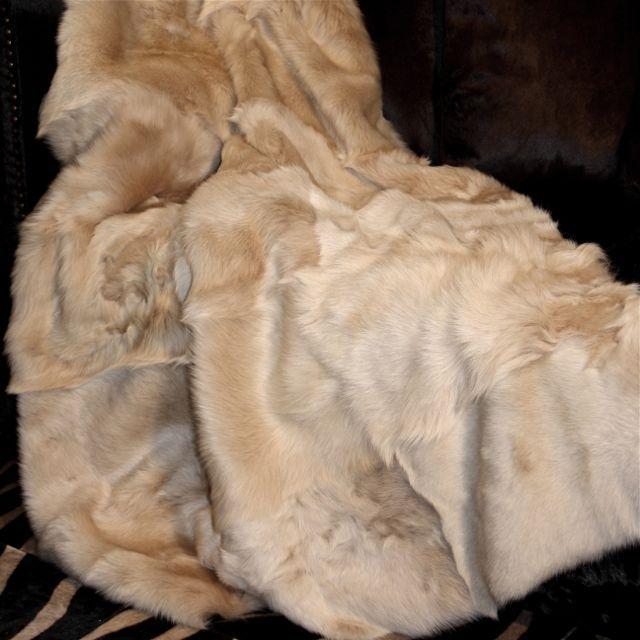 Handtufted Alpaca Silk