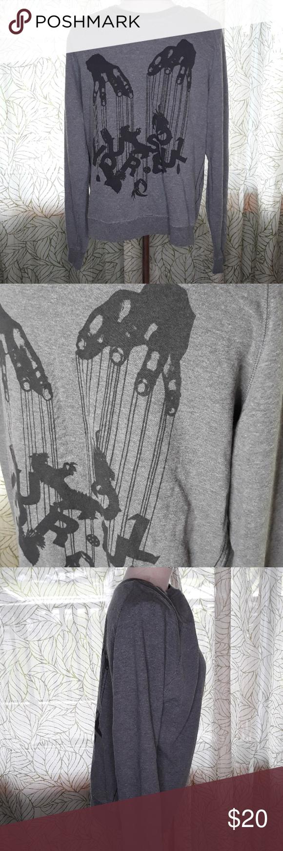 Your Soul Divided Mens Sweatshirt Large Grey Tub1 Mens Sweatshirts Long Sleeve Tshirt Men Sweatshirt Shirt [ 1740 x 580 Pixel ]