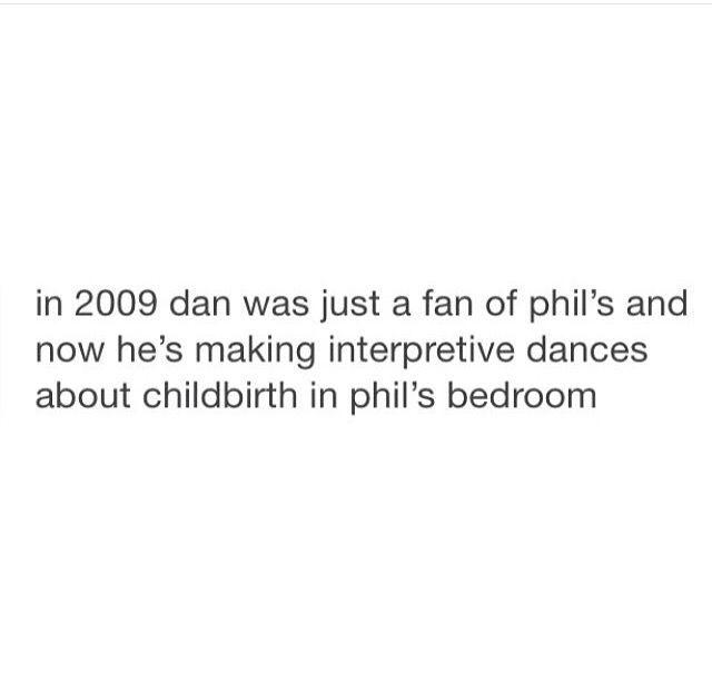 Dan has certainly come a long way
