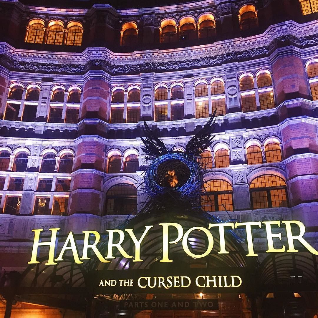 Finally Seen Both Parts To Harry Potter And The Cursed Child You Can See Sneaky Peeks And Antics On Harry Potter More Harry Potter Play Harry Potter Universal