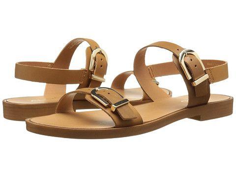 Womens Sandals ALDO Lareani Cognac