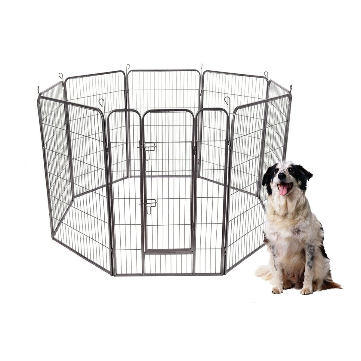 puppy indoor fence panels