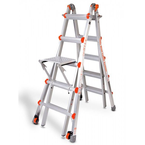 Work Platform Multi Purpose Ladder Work Platform Ladder