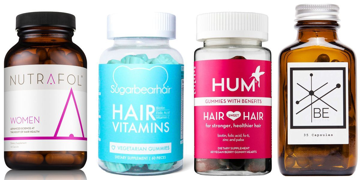 The 16 TopRated Hair Growth Vitamins That Actually Work
