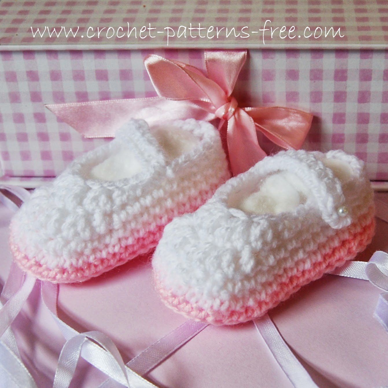 Baby Bootie Shoes Crochet Patterns Free Crochet Patterns For Baby