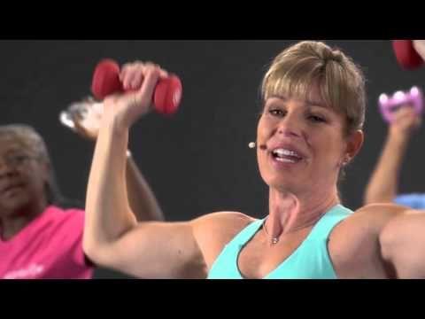 Cathe Friedrich S Senior Fit Class 7 3 2014 Youtube Senior Fitness Exercise Flexibility Workout