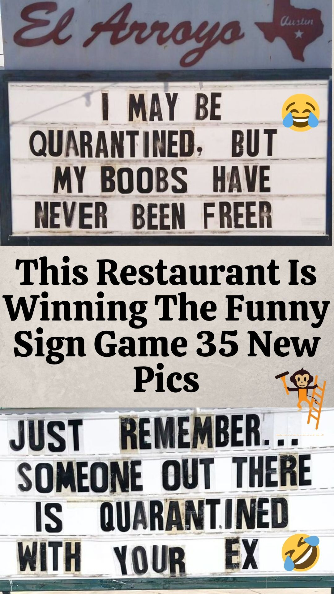 This Restaurant Is Winning The Funny Sign Game (35