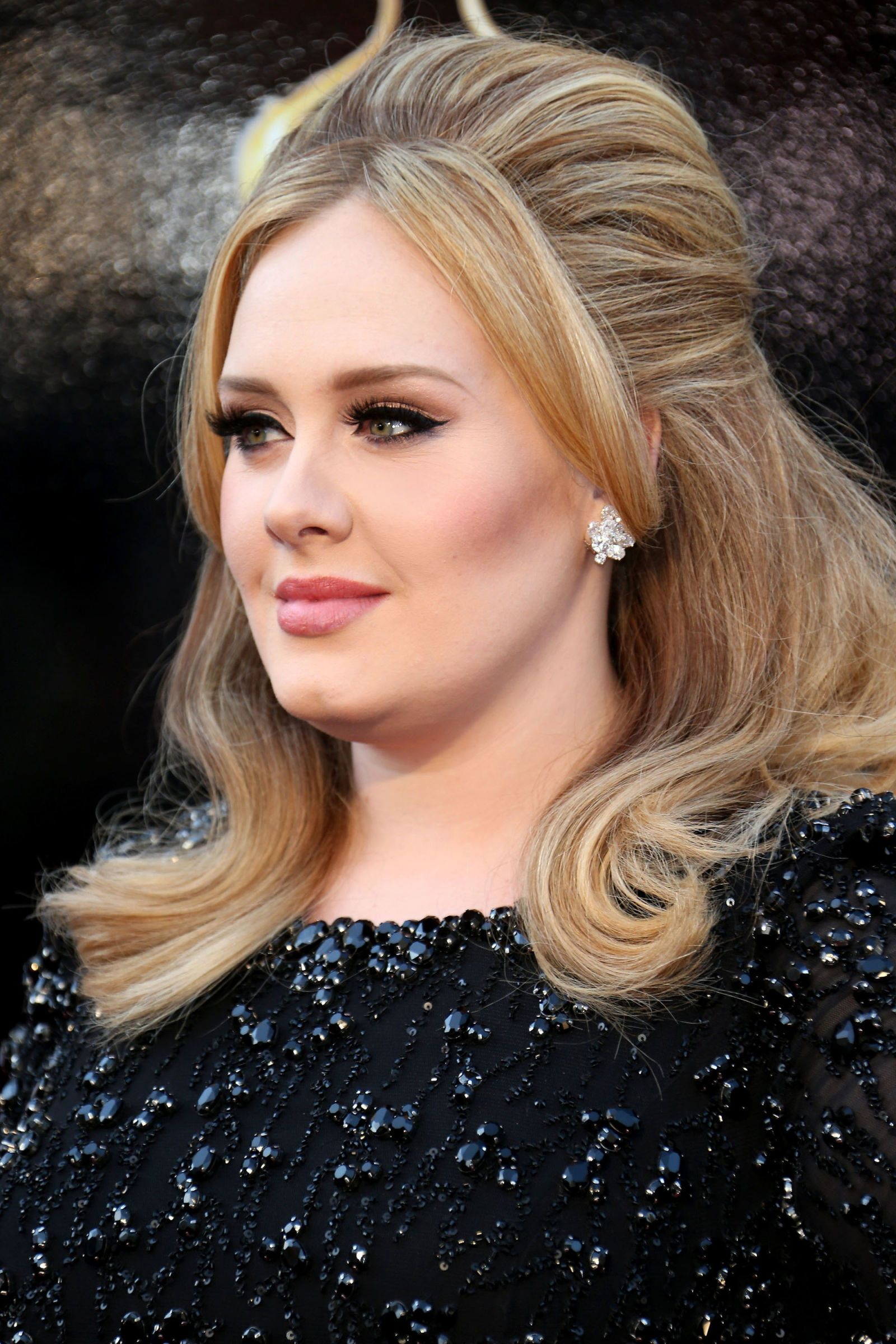 TheLIST Beautiful Brits Mother of the bride hair