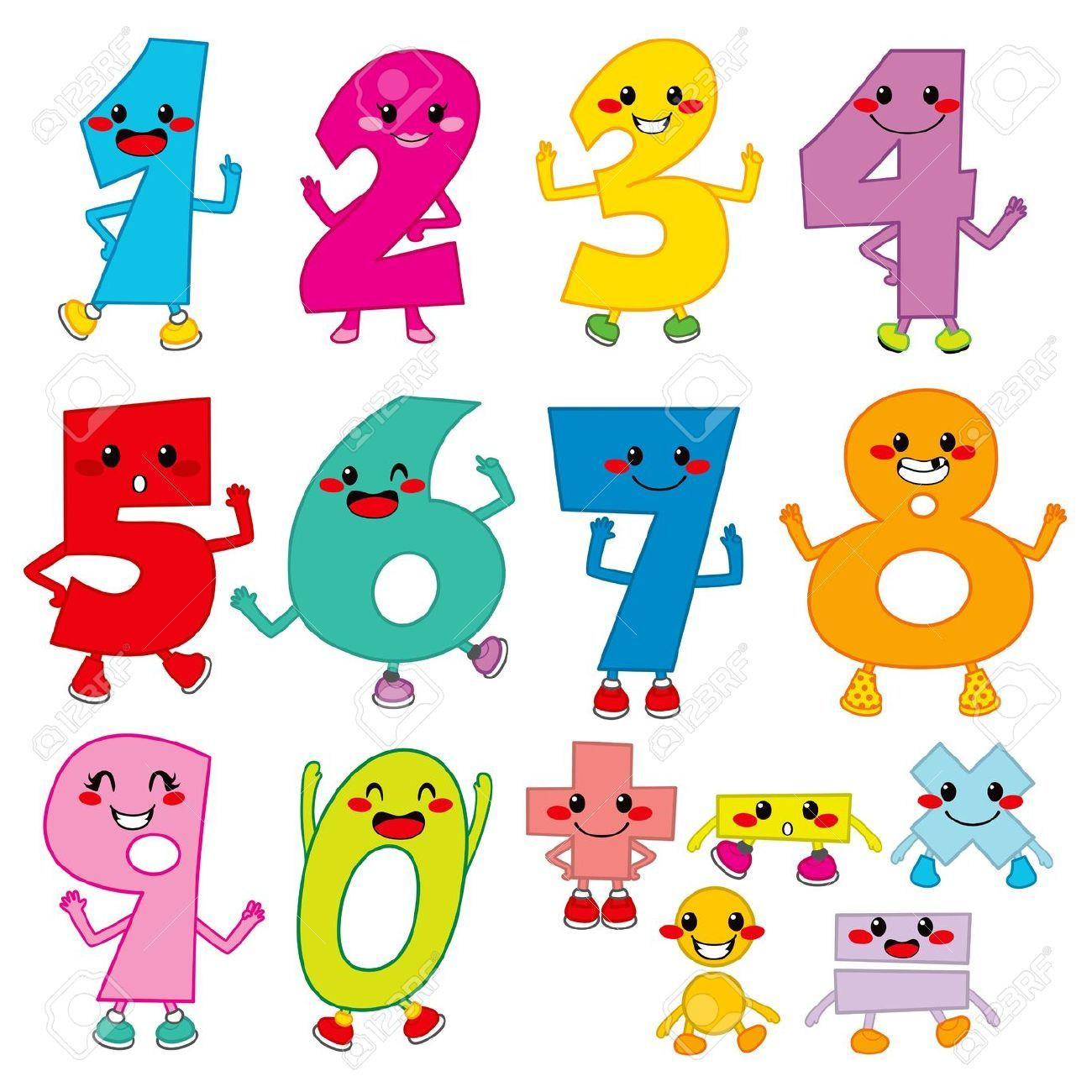 Numeros infantiles animados | Scrapbook fonts, Art activities for kids, Kid  fonts