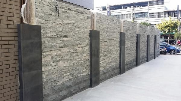 7b18751b55ffa0f6a2fc5bc2426665b9 Jpg 600 337 House Gate Design Compound Wall Front Wall Design