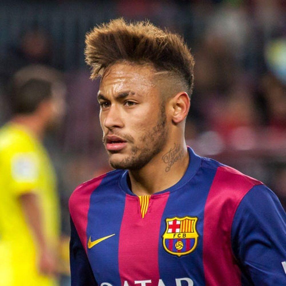 Corte De Pelo Estilo Neymar 2015 Cortes De Cabello
