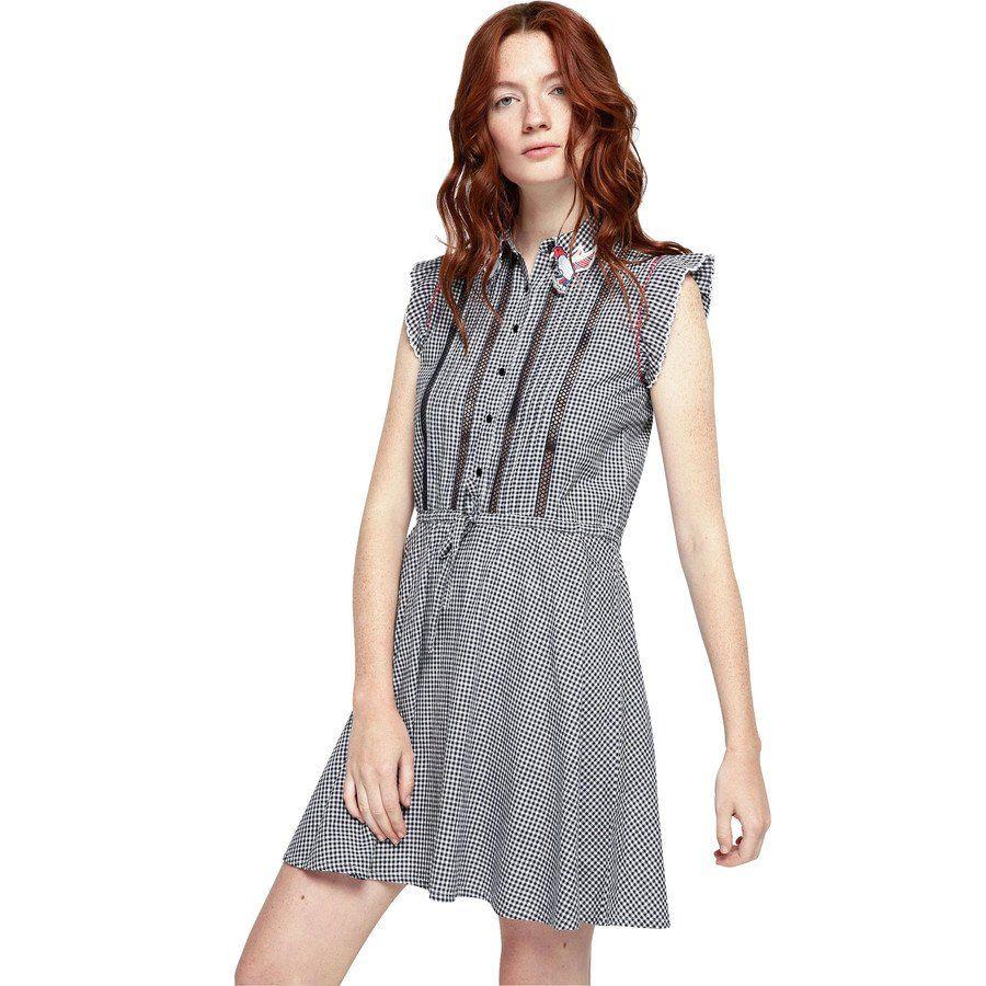 DEBY DEBO Vichy Dress