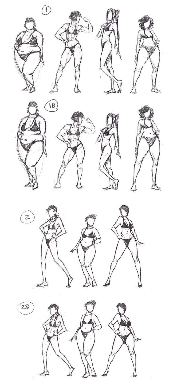 Aprenda a Desenhar #3: Corpo Humano+Perspectiva+Animais | Anatomía ...