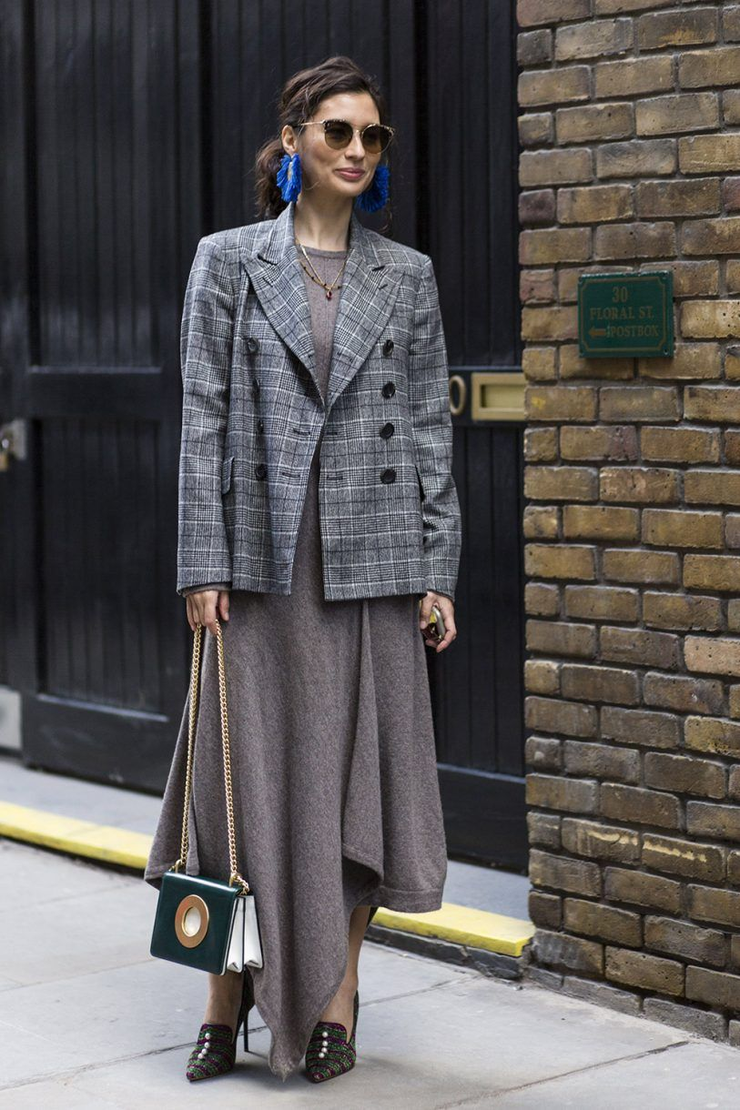 London Fashion Week street style: the coolest looks off the runway recommend