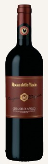 Perhaps this will be a bottle I open after baby comes. Rocca Delle Macie Chianti Classico 2008 (~$15)