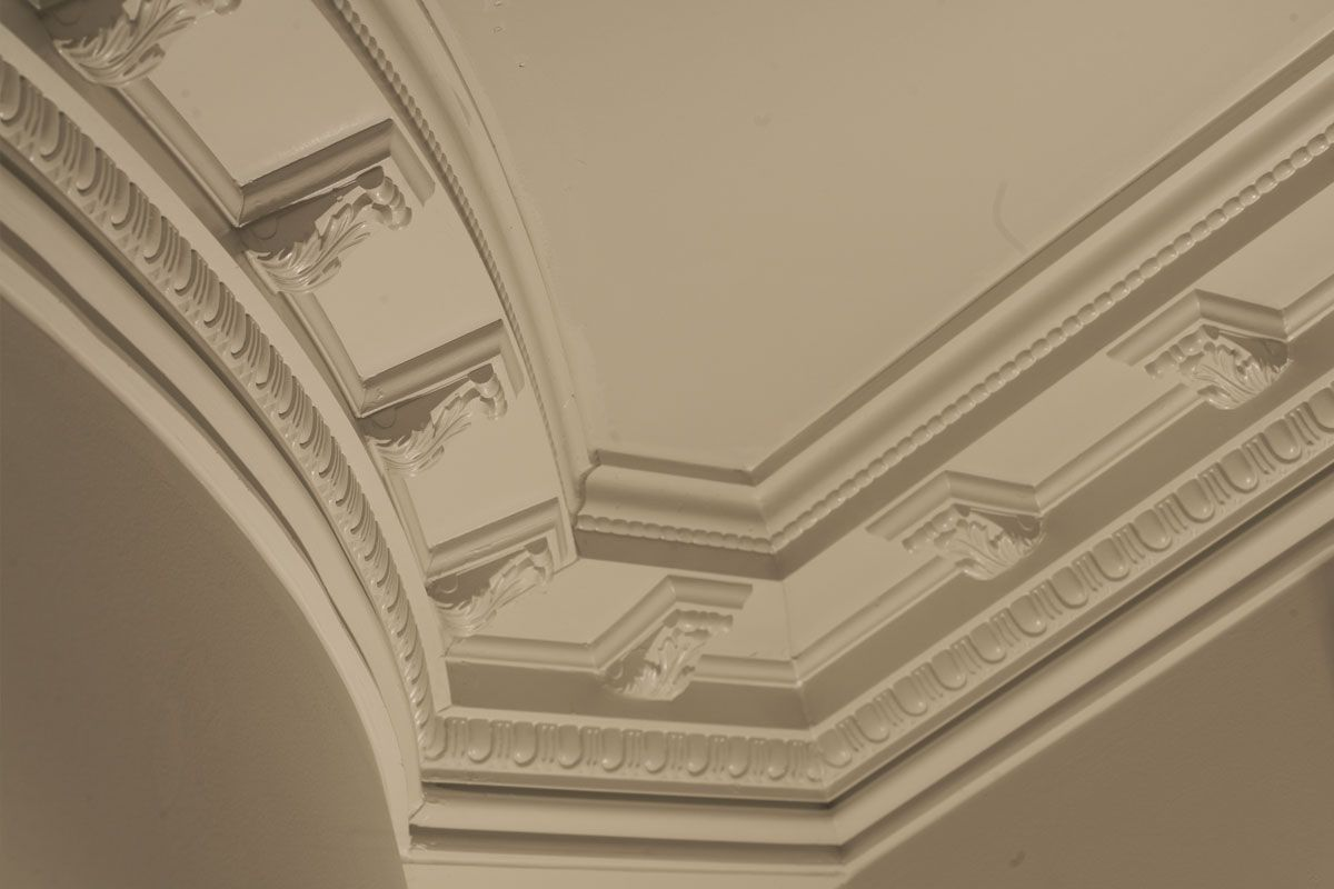 Flexible Molding And Flexible Crown Molding By Invitihg Home Flexible Molding Crown Molding Molding Installation