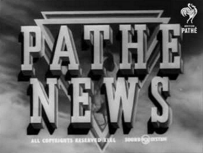 Extraordinaria colección de 80 años de noticias históricas de eventos alrededor del mundo de la British Pathé, ahora en Youtube.  85.00 vídeos que entre otras cosas muestran grandes invenciones, tragedias, pruebas temerarias y hasta noticias que sobrepasan el límite de lo creíble.