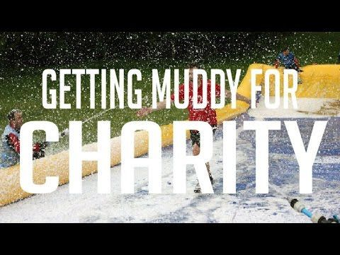 Getting Muddy For Charity - Rough Runner 2015 Manchester