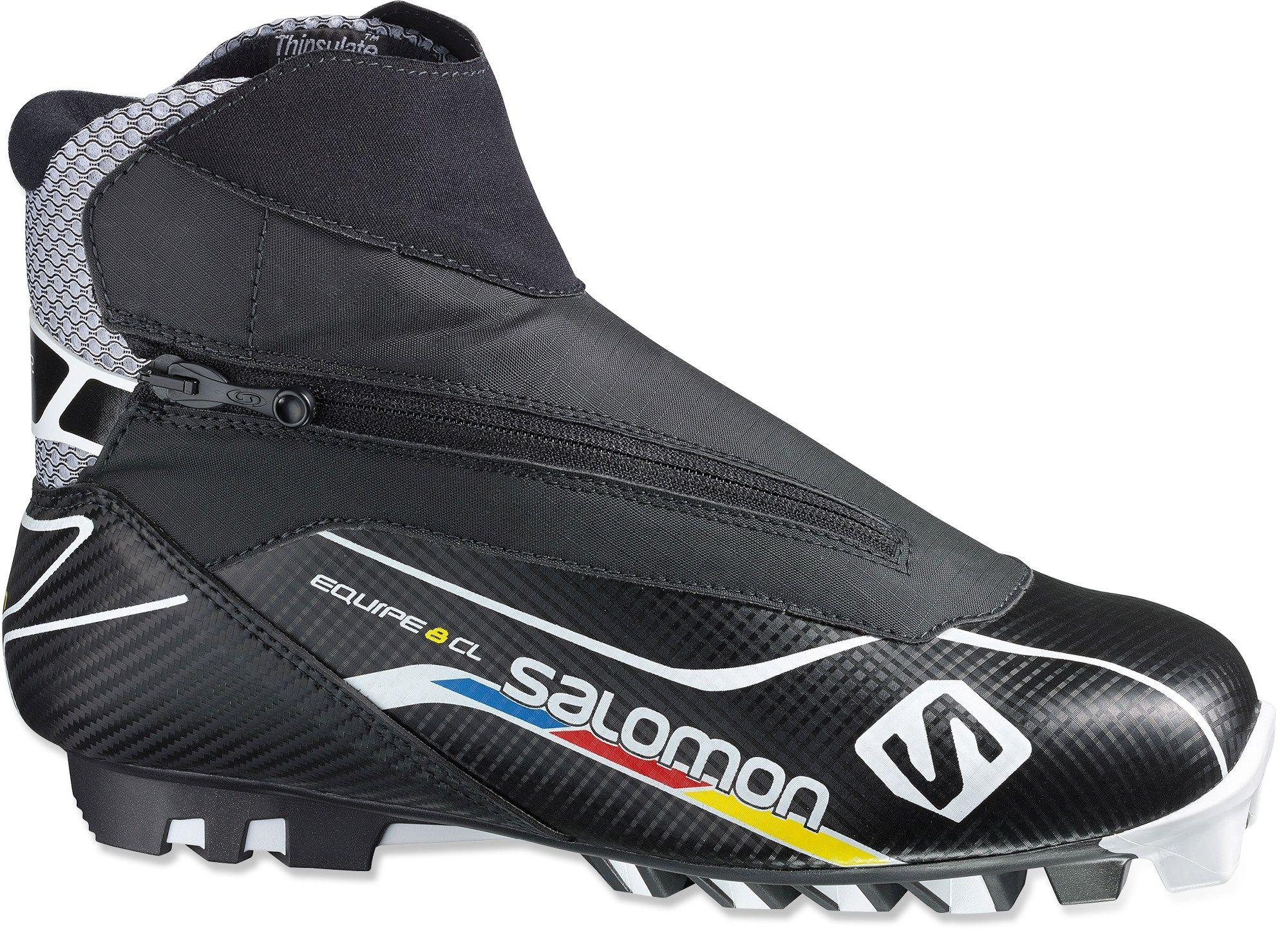 Salomon Equipe Junior Classic Ski and Bikes