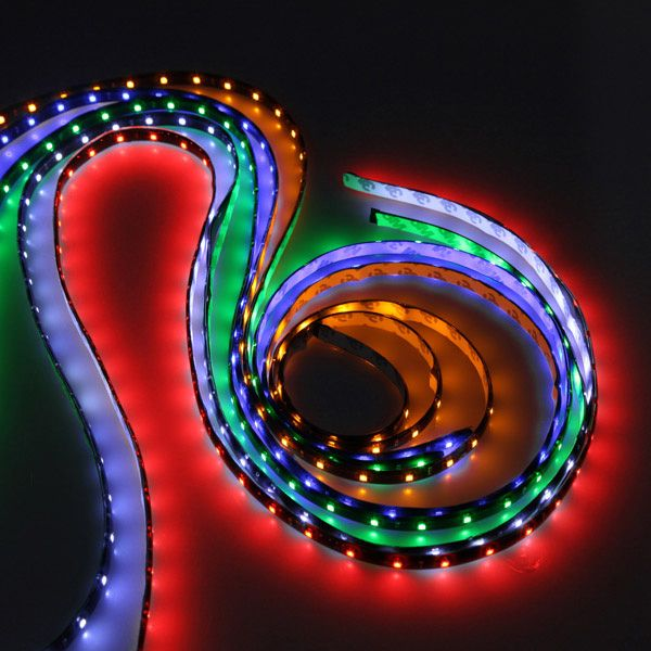 120cm 60 Led Flexible Neon Strip Light Car Van 12v New Car Lights From Automobiles Motorcycles On Banggood Com With Images Strip Lighting Car Lights Neon