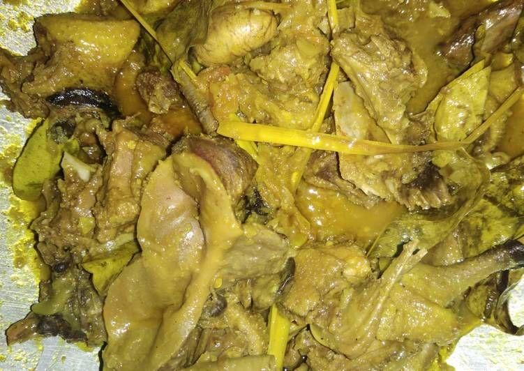 Resep Rica Rica Bebek Pedas Spesial Oleh Dwi Marlina Resep Makanan Resep Masakan