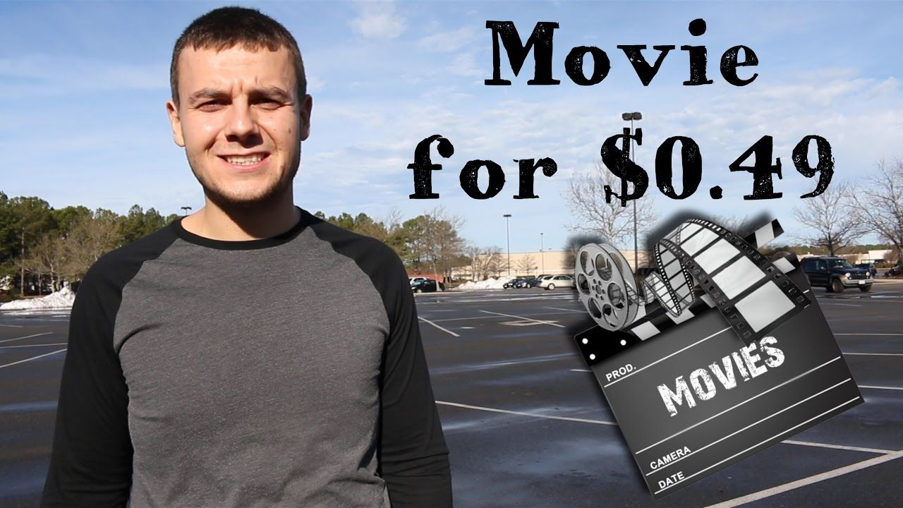 How to go to movies just for $0.49?