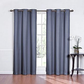 Kent Grommet Window Panel Blackout Curtain Several Colors Sears