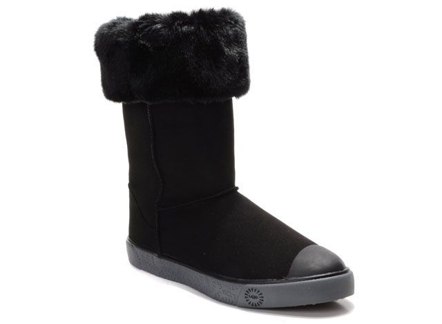 Ugg Delaine Tall Boots 1886 Black
