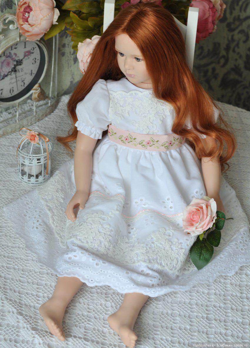 Анабель. Весна ей к лицу - Бэйбики | Платья с цветами для ...