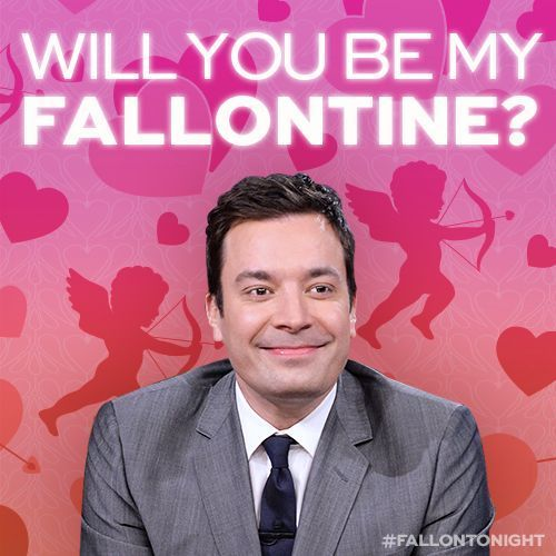 NBC — fallontonight:From us to you, Happy Fallontines...