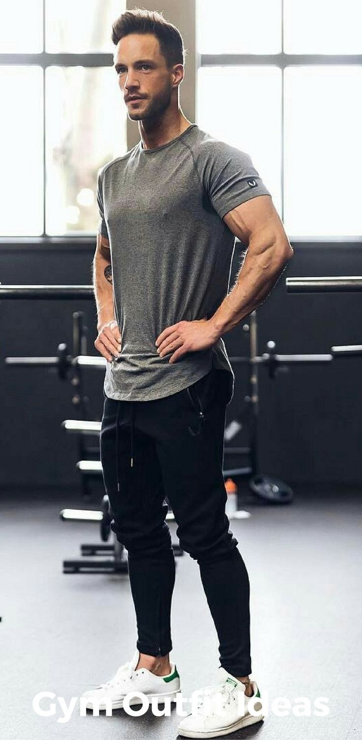 9 gym outfit ideas that'll inspire you to workout right now | mens