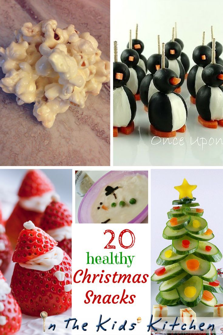 20 Healthy Christmas Kids Snacks Christmas Crafts For Kids