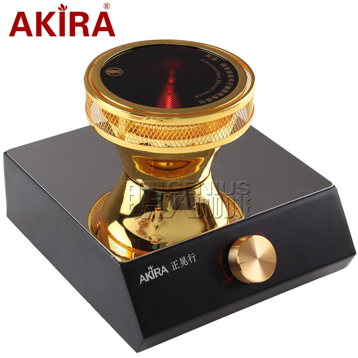 Coffee maker syphon gas stove akira coffee heated furnace heated device infrared halogen lamp US $181.28