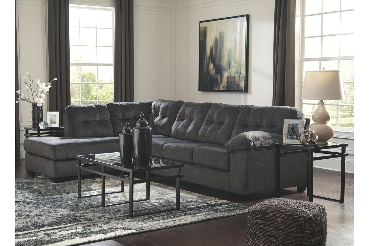Best Accrington 2 Piece Sleeper Sectional With Chaise 400 x 300
