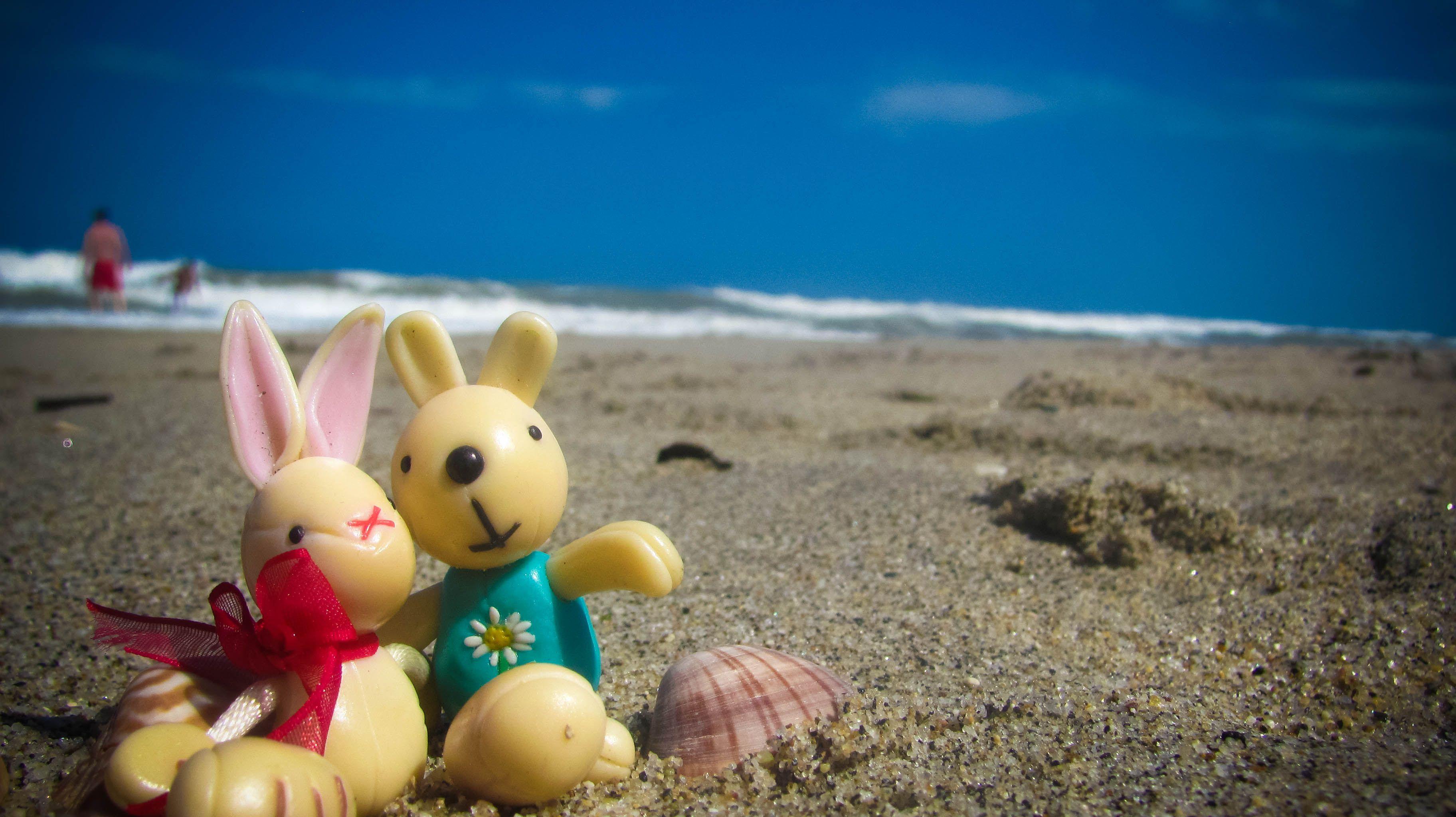 Mary Y Lud En La Playa De Buritaca Santa Marta Martes Santo