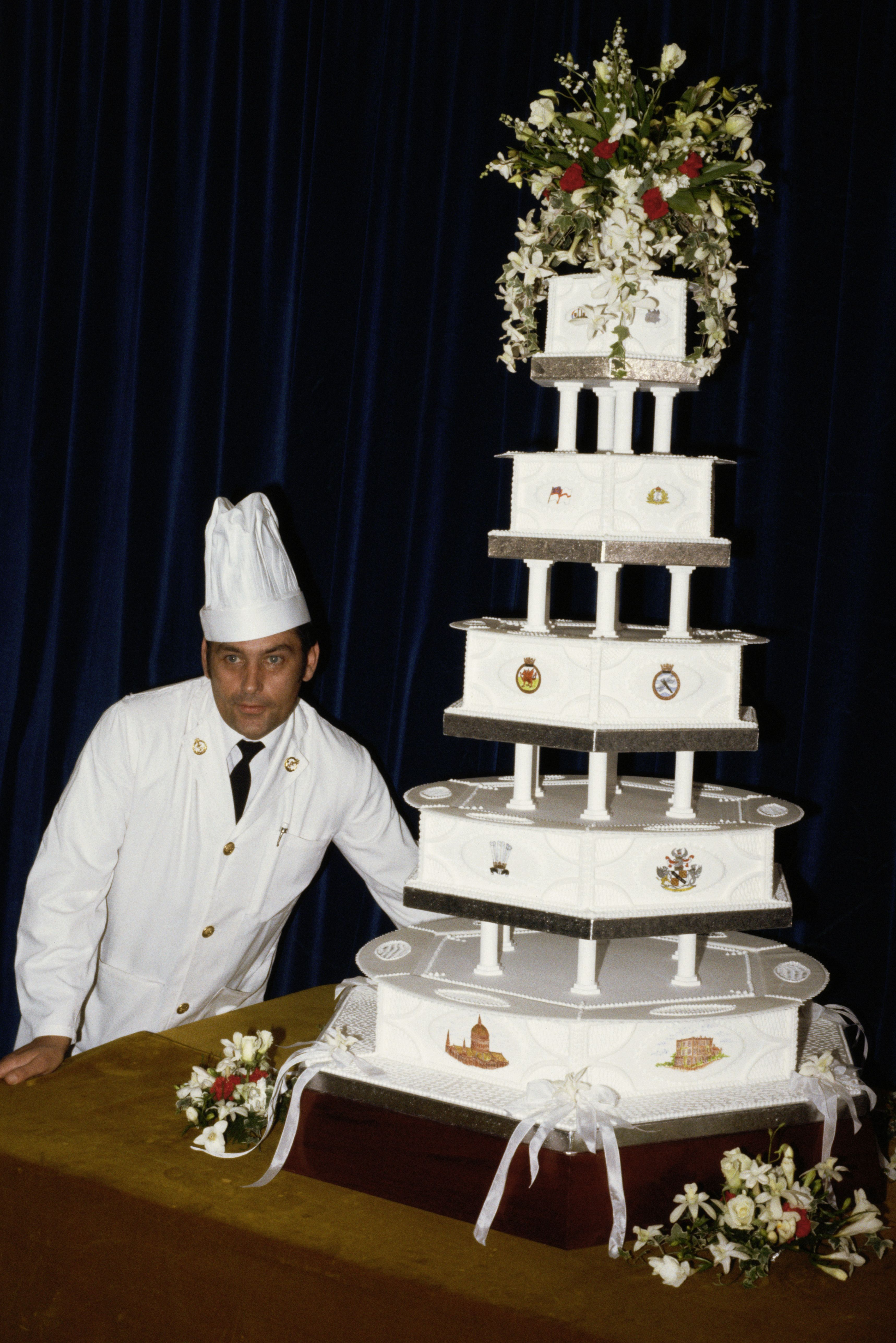 Die Hochzeit Von Prince Charles Lady Di In Zahlen Hochzeit