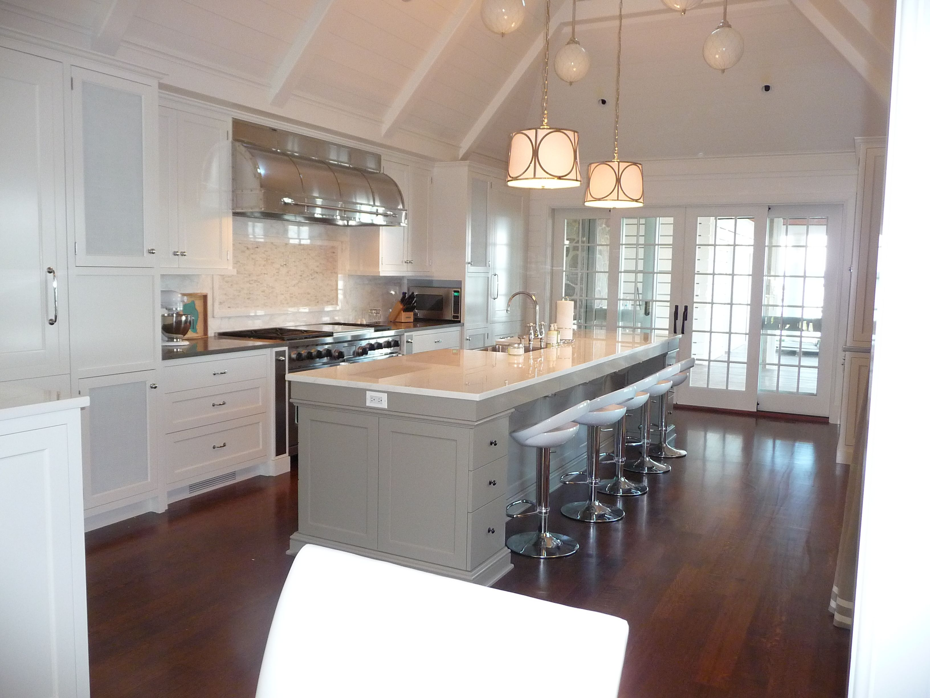 Look At The White Lake House Kitchen Lake House Kitchen Kitchen Decor Home Kitchens