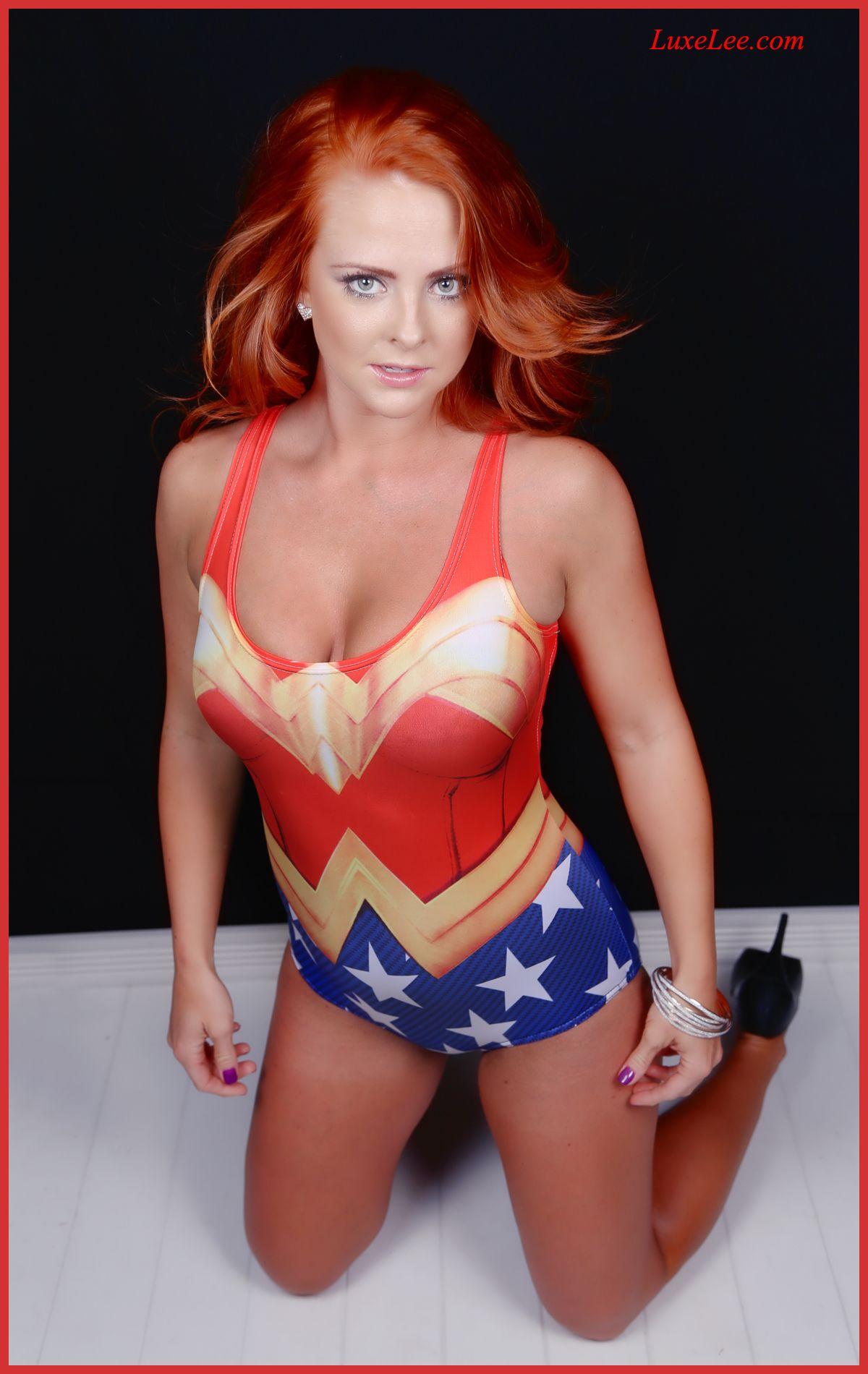 Wonder Woman Costume Lovely Redheads Pinterest Wonder Woman