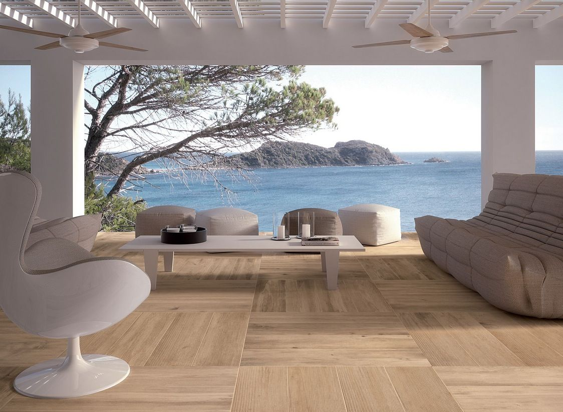 Ceramic tile that looks like wood google search patio non wood light outdoor space in white with wooden floor tiles and views wood look tile design ideas from ariana ceramica italiana dailygadgetfo Images