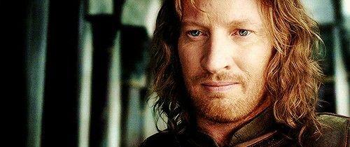 Faramir Lord Of The Rings David Wenham Lotr