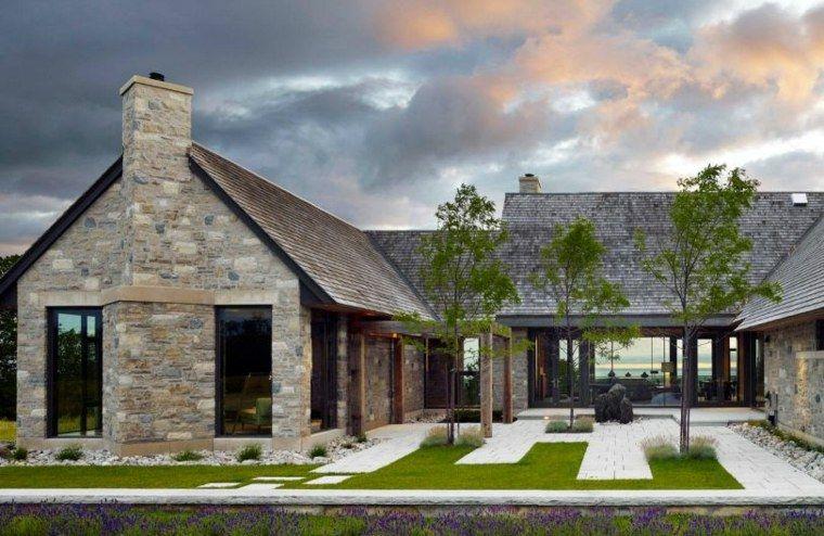 L\'aménagement jardin paysager moderne est-il pour vous ...
