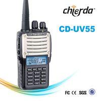 UHF VHF Encrypted Two Way Radios Dual Band Ham Radio