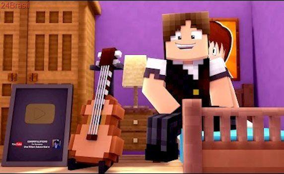 O Quarto Do Jazzghost Minecraft Ache O Erro Minecraft Coisas