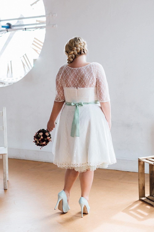 Brautkleider in großen Größen für Plus Size Bräute | Pinterest ...